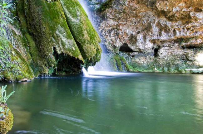 Cascada del río Carbo