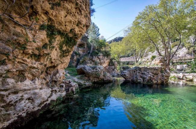 La Font de Sant Pere Castellón