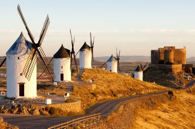 Consuegra Castilla la Mancha