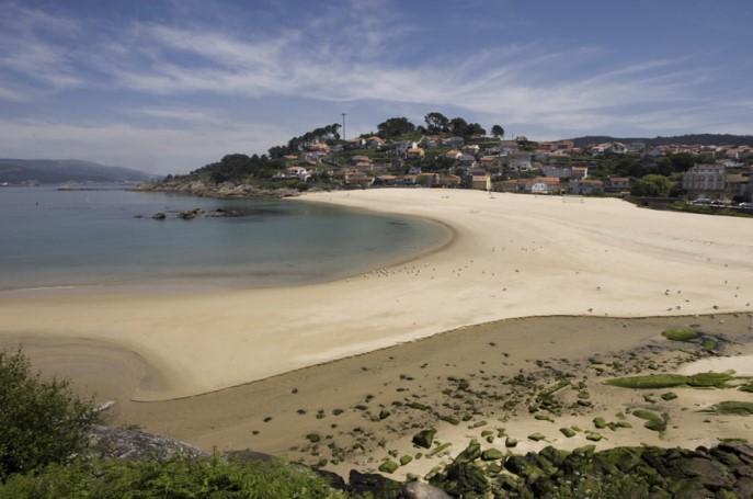 Playa de Loira Pontevedra