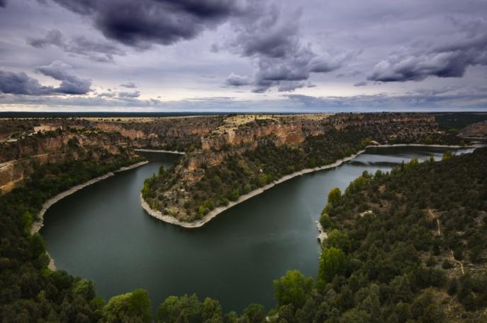 Hoces del Duratón Segovia