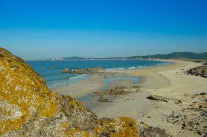 Las mejores playas de Pontevedra