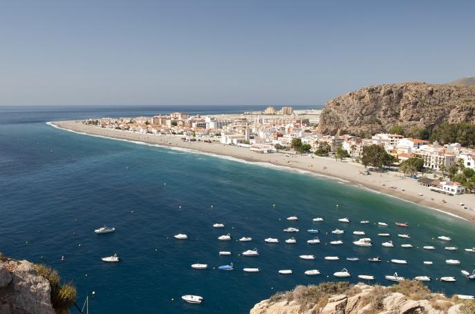Playa de Calahonda Motril Granada