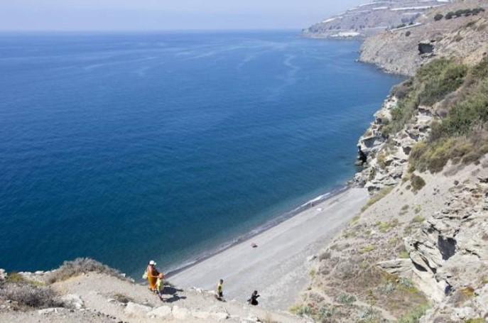 Playa El Ruso Granada