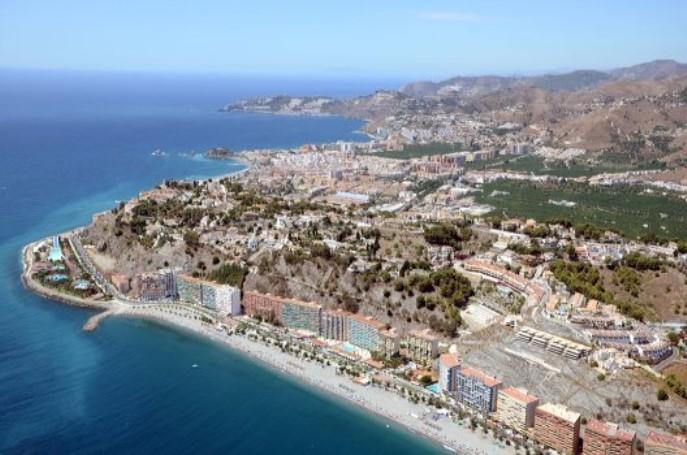 Playa de La Velilla Almunecar Granada