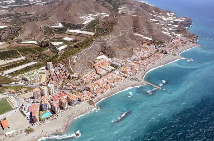 Playa de Torrenueva Motril Granada