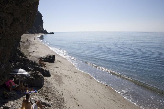 Playa de la Joya Motril Granada