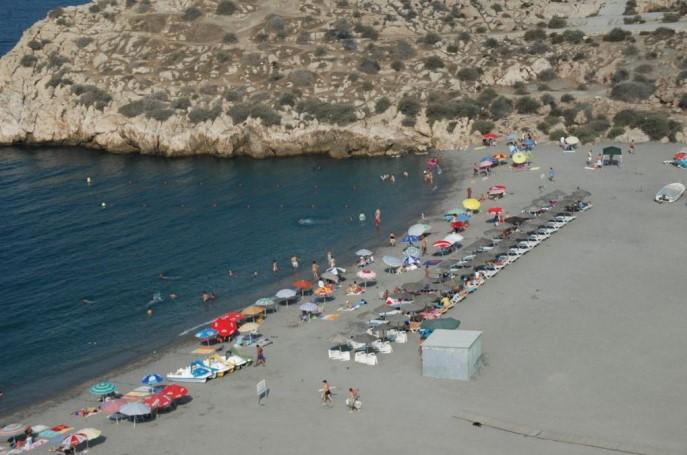Playa del Peñon Salobreña Granada