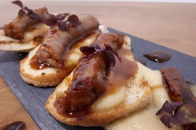 Butifarra dulce Girona