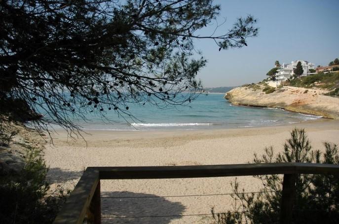Cala Canyadell Torredembarra Tarragona