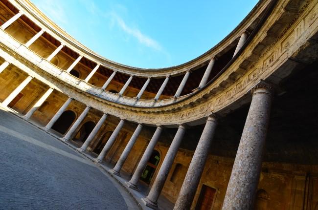 Palacio Carlos V Alhambra de Granada
