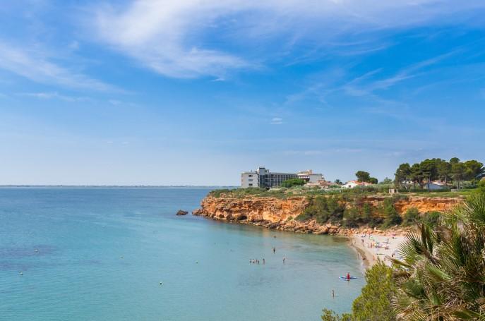 Playa de Cap Roig Tarragona