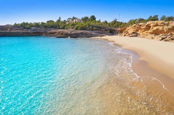 cala vidre Tarragona