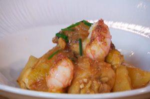 Comida típica de Girona