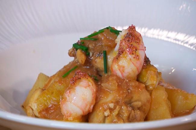 comida típica Girona