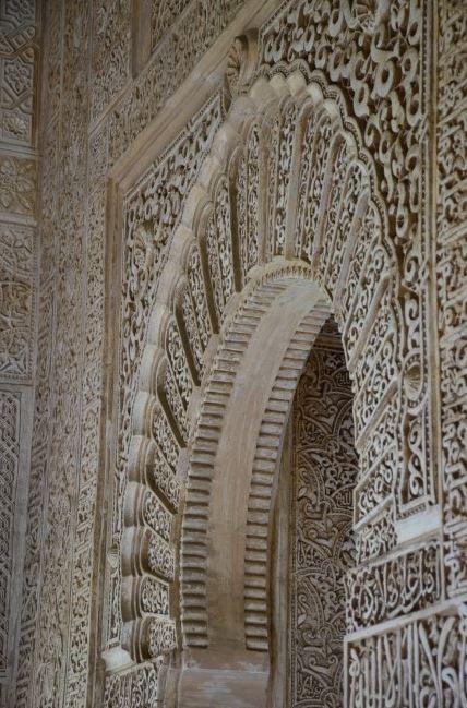 palacios nazaries Alhambra de Granada