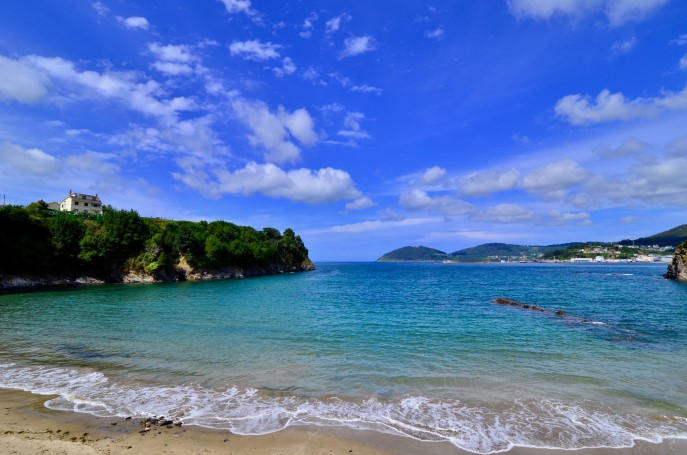 playa de Seiramar Lugo