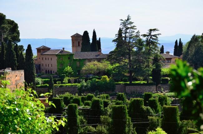 que ver en la Alhambra de Granada