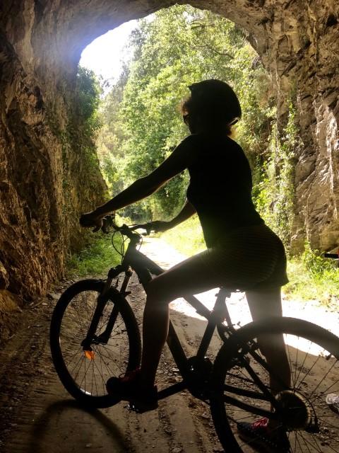 ruta san tirso de abres en bicicleta