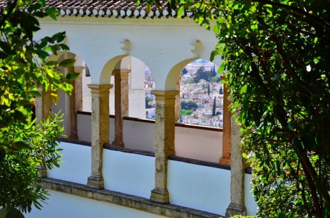 visita diurna Alhambra
