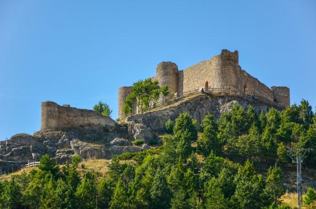Castillo de Aguilar de Campoo Palencia