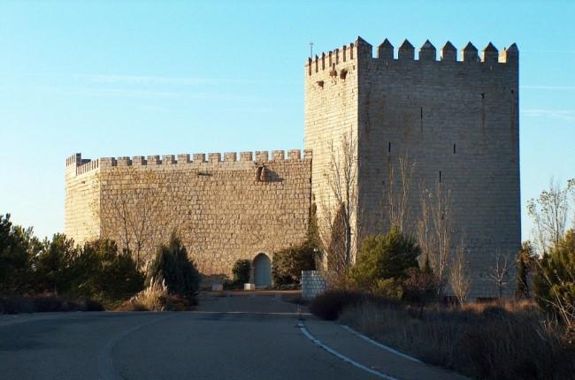 Castillo de Monzón de Campos Palencia