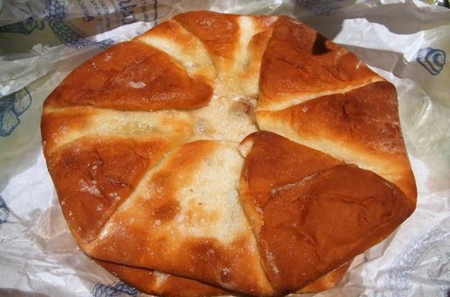 Torta de Arbeye huesca