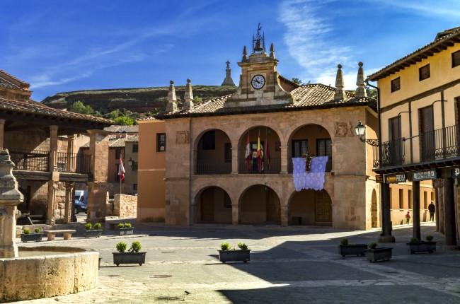 Ayllón Castilla y León