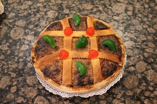 Tarta de Mondoñedo Galicia