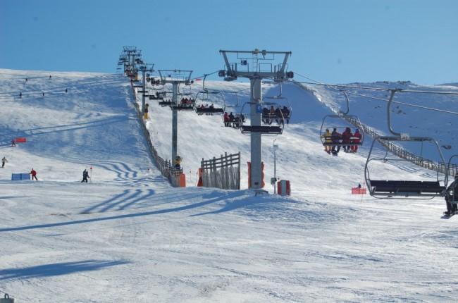 estación esquí la covatilla salamanca
