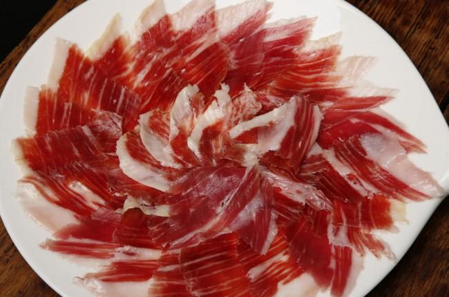 jamón ibérico Andalucía