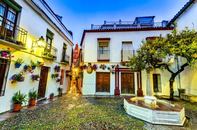 judería y patios Córdoba