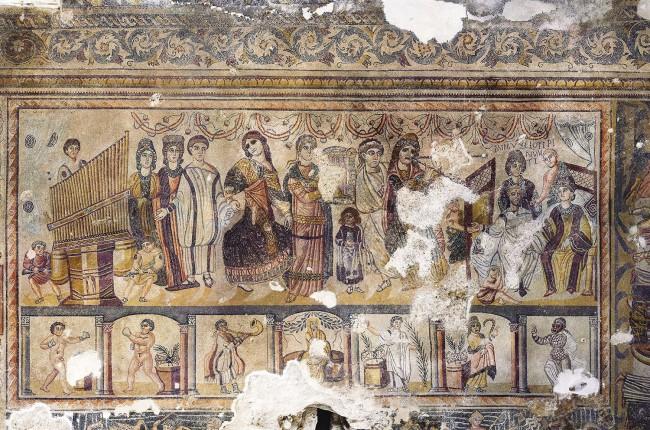 mosaico de noheda