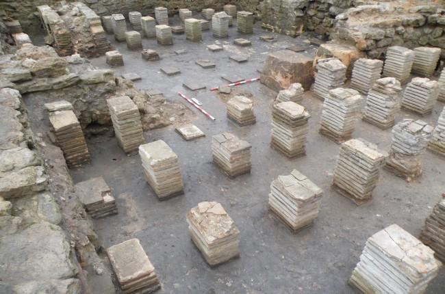 termas villa romana noheda cuenca