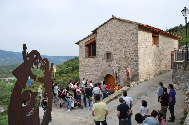 Casa de los Títeres de Abizanda Huesca