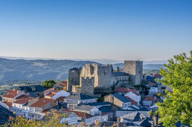 Castro Caldelas Galicia