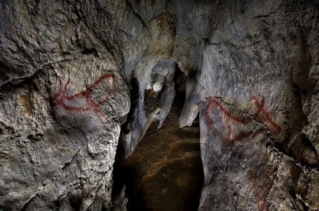 Cueva Las Covalanas Cantabria