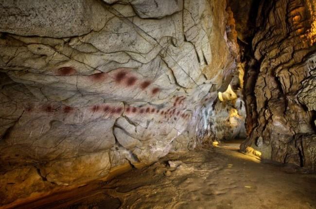 Cueva de El Castillo Cantabria