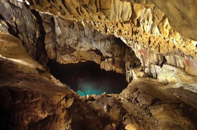 Cuevas de Chufín Cantabria