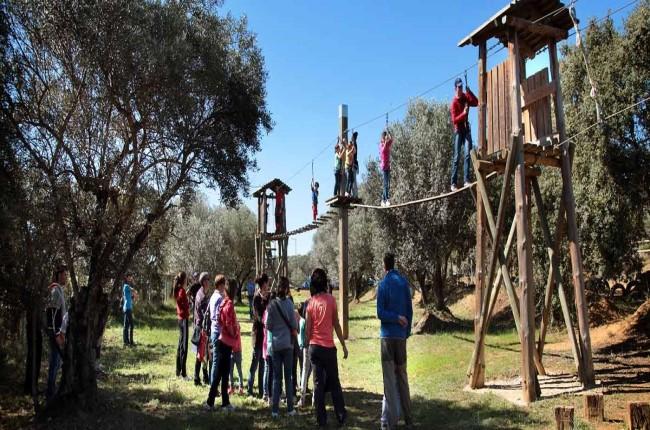 Granja Aventura en Barbastro Huesca