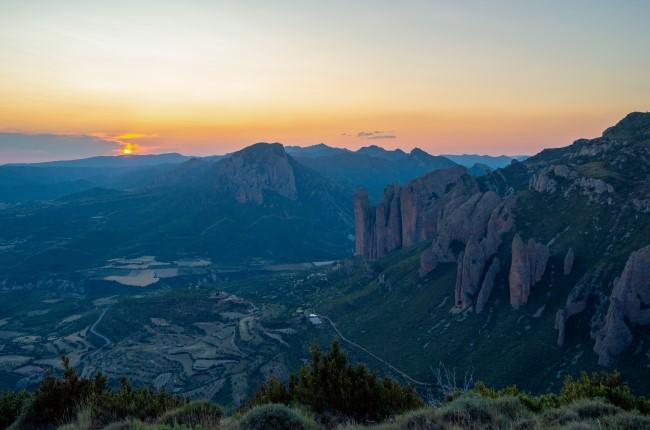 Mirador de los Buitres Huesca