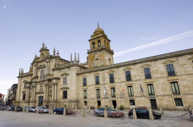 Monasterio Celanova Galicia