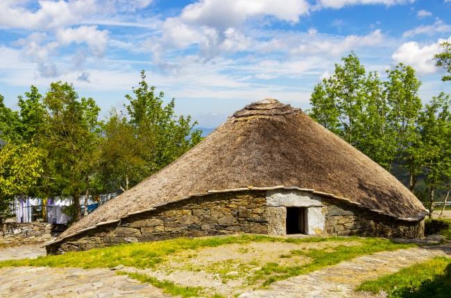 O Cebreiro Galicia