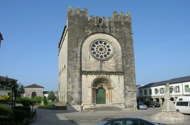 Portomarín Galicia