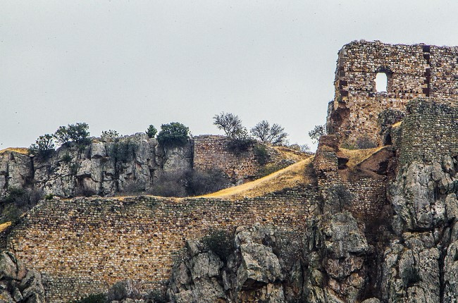 Castillo de Salvatierra Ciudad Real