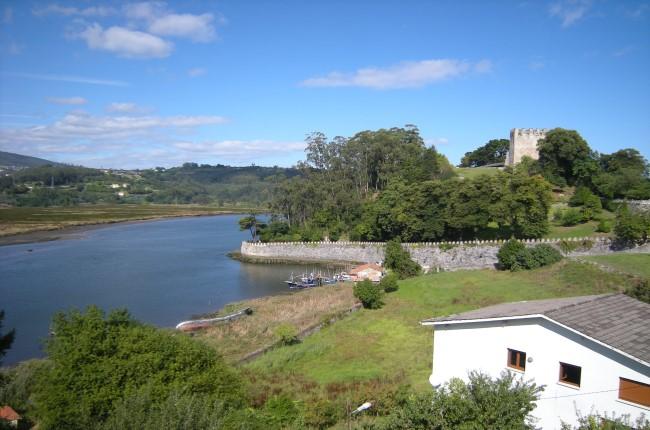 Castillo de San Martín Asturias
