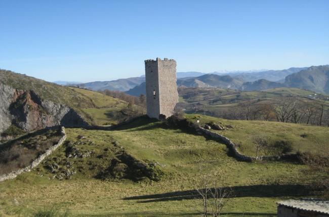Torreón de Peñerudes Asturias