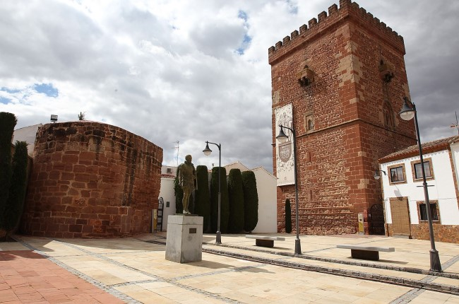 Torreón del Gran Prior Alcázar de San Juan