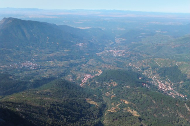 Barranco de las 5 Villas Ávila