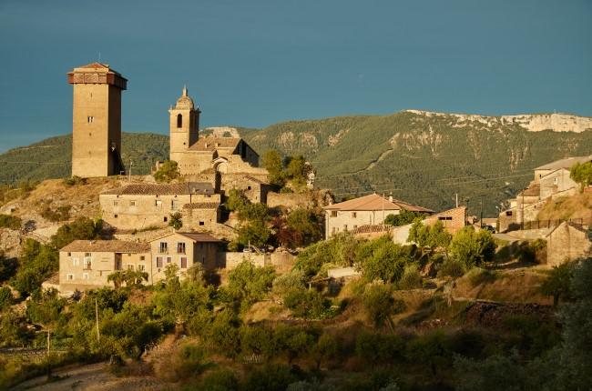Castillo de Abizanda Huesca